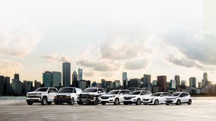 General Motors Fleet