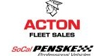 Acton / SoCal Penske Professional Vehicles