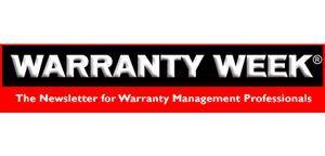 Warranty Week