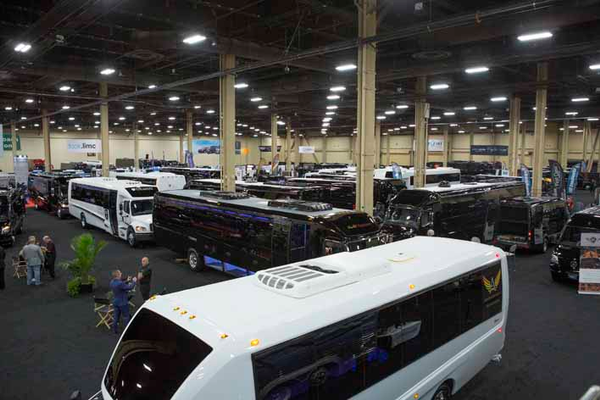 International LCT Show International Luxury Coach And - Car show in vegas 2018