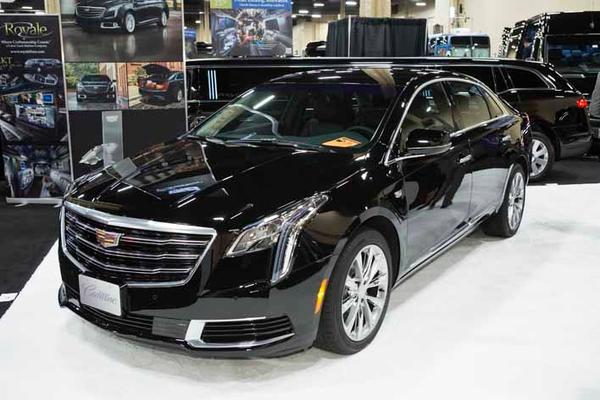 International LCT Show International Luxury Coach And - Car show vegas